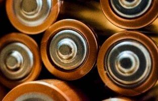Akkus / Batterien