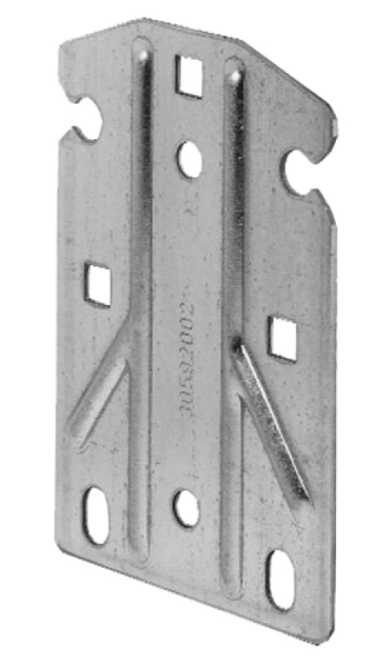 Novoferm connecting plate for hand rope suspension