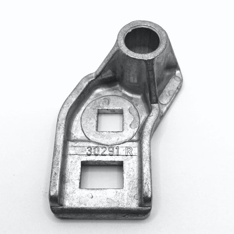 Laufrollenhalter / Rollenhalter FLZ/BLZ unten rechts Novoferm, Siebau