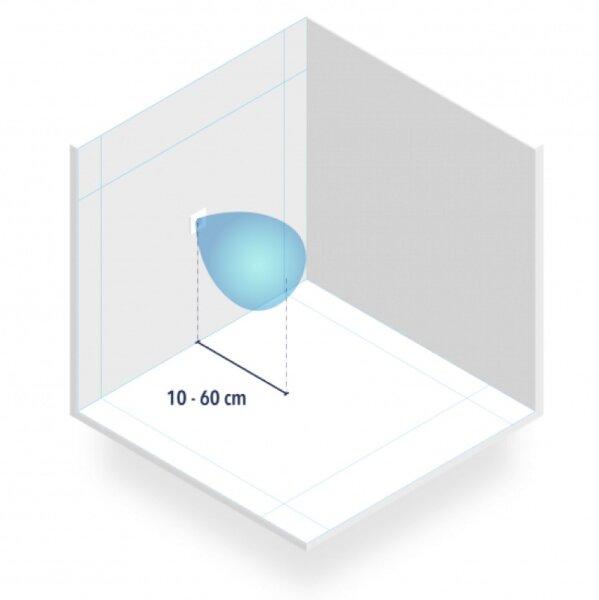 BEA MAGIC SWITCH Berührungsloser Radar-Taster für Automatiktüren