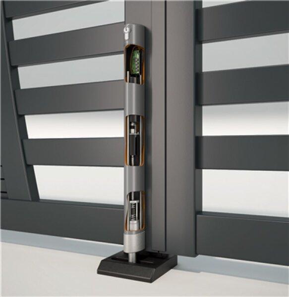 Locinox Electradrop elektrischer Bolzen-Stangenriegel