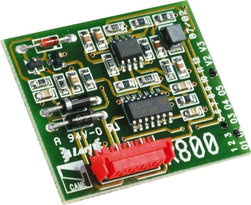 CAME Decodierplatine R800 für Codeschloss