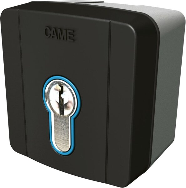CAME Schlüsselschalter SELD1FDG, Aufputz