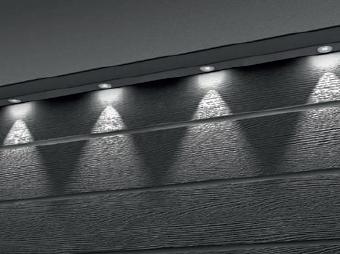 Novoferm Sektionaltor ISO 20 Aktion I Satin Grey I Garagentor + Premium-Torantrieb