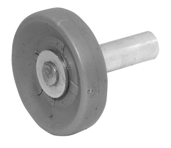 Laufrolle mit kurzer Achse (flach) Novoferm, Siebau