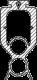 Marantec Torabschlussprofil (2 Kammern)