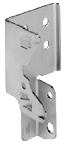 Novoferm Lagerplattenhalterung für vorneliegende Torsionsfederwelle rechts