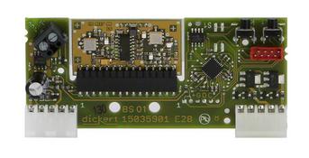 Dickert E28Q-868A200 Funkempfänger 2 Kanal 868 MHz