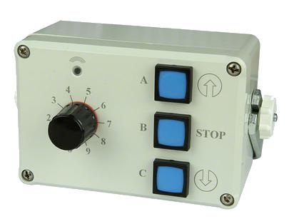 Dickert IAMS40-00 Industriesender LinearCode 30 Kanal 27...