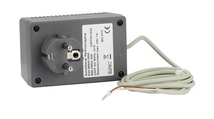 Dickert E20-433A1R10 Steckdosen-Empfänger 230V AC 1 Kanal 433MHz