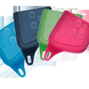 Teckentrup Sleeve / Kappe für Handsender SH4-D ( 4 Stück)