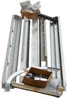Teckentrup Zargenpaket komplett in RAL 9016 für CarTeck Tore