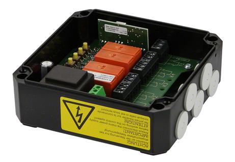Dickert E25Q-868A400 Funkempfänger 4 Kanal 868 MHz