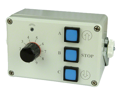 Dickert IS-868A30-00 Handsender LinearCode 30 Kanal 868 MHz