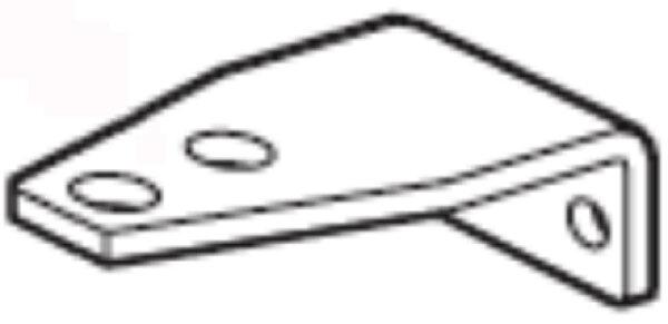 Marantec Torwinkel für Comfort 520 - Ausführung kurz