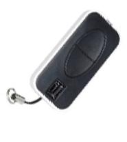 Teckentrup SH2-D Handsender, 2-Tasten, 868 MHz