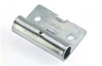 Teckentrup Laufrollenhalter Stahl verzinkt (60mm)
