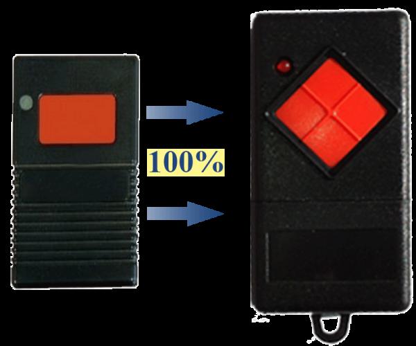 Alltronik S435B 40.685 MHz Handsender Ersatz