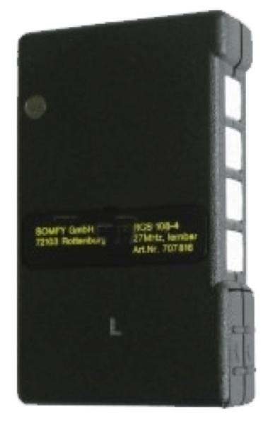 Deltron S405-4 27.015 MHz Handsender Ersatz