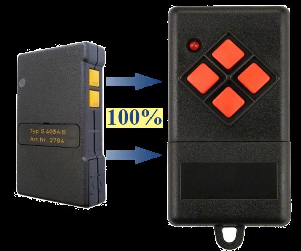 Alltronik S405-2 40,685 MHz Handsender Ersatz