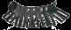 Novoferm 3-D Montageanker für schräge Seitenwände (10 Stück)