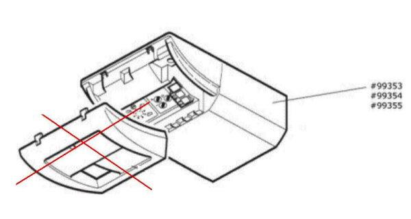 Marantec Antriebshaube für Comfort 220