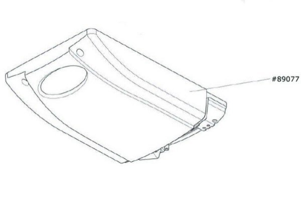 Marantec Antriebshaube inkl. Designblende Comfort 220.2...