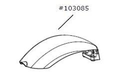 Marantec Schlossblende für Comfort 525 / 530