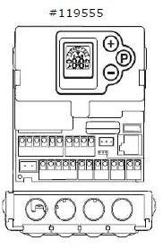 Marantec Steuerungseinheit Control x.52