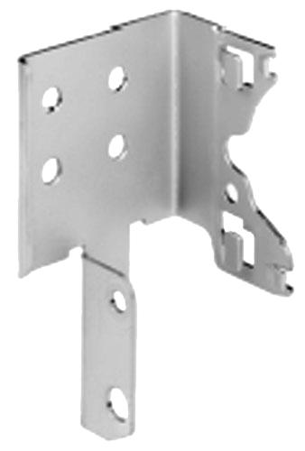 Pfullendorfer Lagerplattenhalterung für vorneliegende Torsionsfederwelle links