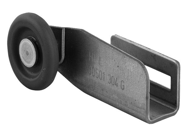 Pfullendorfer  Oberer Laufrollenhalter mit Rolle HL links iso 40