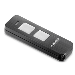 Teckentrup Pearl Twin, 2-Channel remote