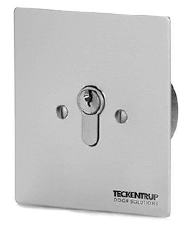 Teckentrup TS-UP Schlüsseltaster für Unterputzmontage