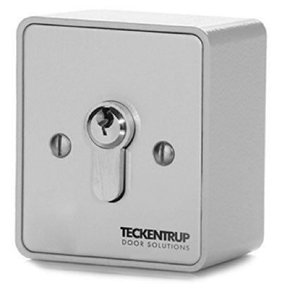 Teckentrup TS-AP Schlüsseltaster für...