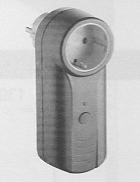 Teckentrup SOMsocket Funkempfänger im Steckdosengehäuse