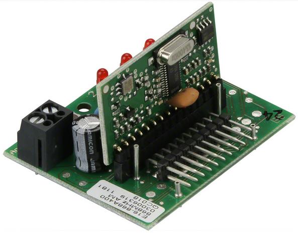 Dickert E16-27A100 Empfänger 1 Kanal 27 MHz AM