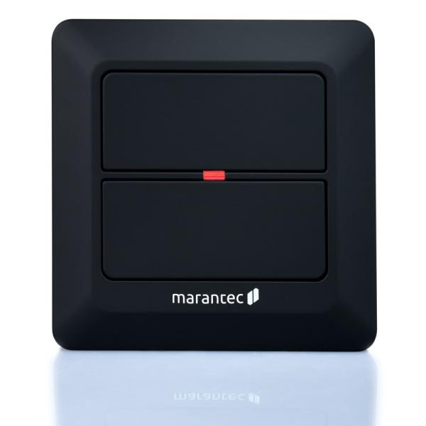 Marantec Digital 520 2-Kanal Funk-Innendrucktaster, 868 MHz