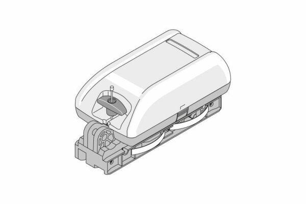 Sommer Laufwagen 500-650 N für Duovision Antrieb