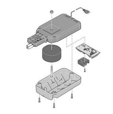 Sommer Deckensteuerung base+ 100 VA