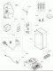 Marantec Microschalter Entriegelung, inkl. Kabel