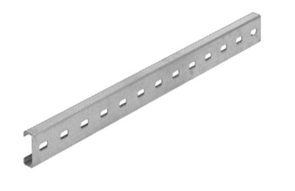 Novoferm Ankerschiene C 30, 2000 mm ISO / GST