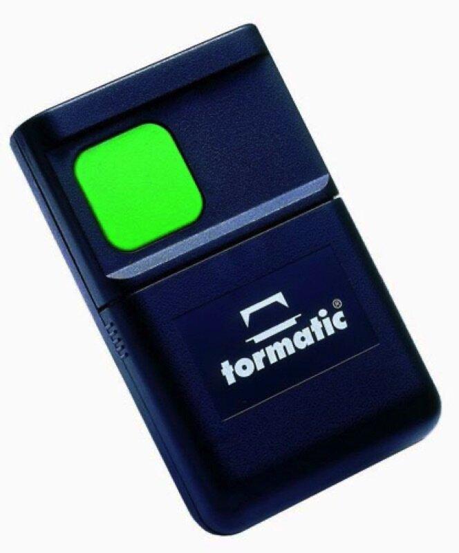 Tormatic Handsender S 41-1, 40 MHz
