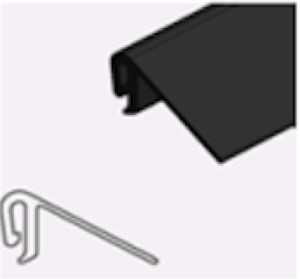 Teckentrup GS Sturzdichtung 3.000 mm