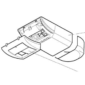 Marantec Antriebsschirm Comfort 220.2, 250.2, 252.2, 257,2