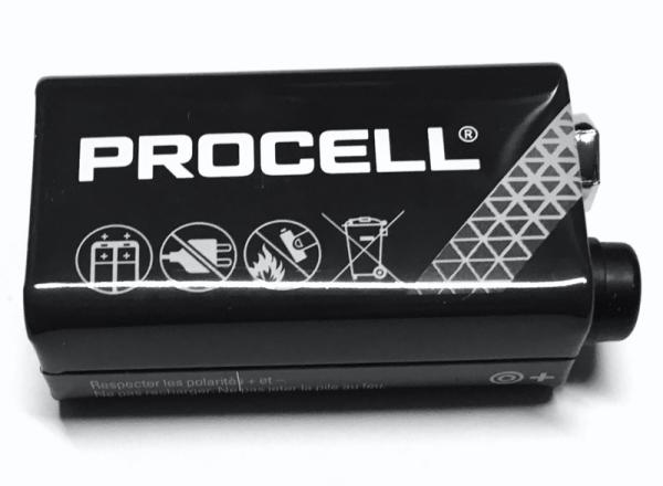 9 V Batterie Block für Handsender