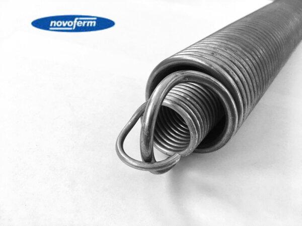 Novoferm Feder ISO grün - weiß