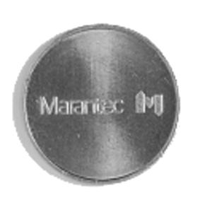Marantec Münze für Münzprüfer /...
