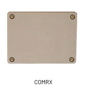 COMRX 868MHz Funkempfänger für  Sicherheitskontaktleisten, empfängt bis zu 8 Stück COMTX (1 Stk.